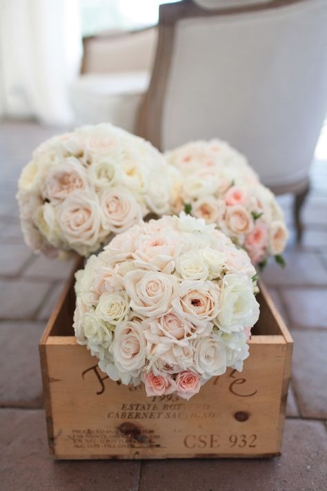 Domed Wedding Bouquet