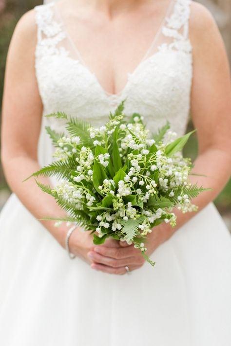 Nosegay Wedding Bouquet